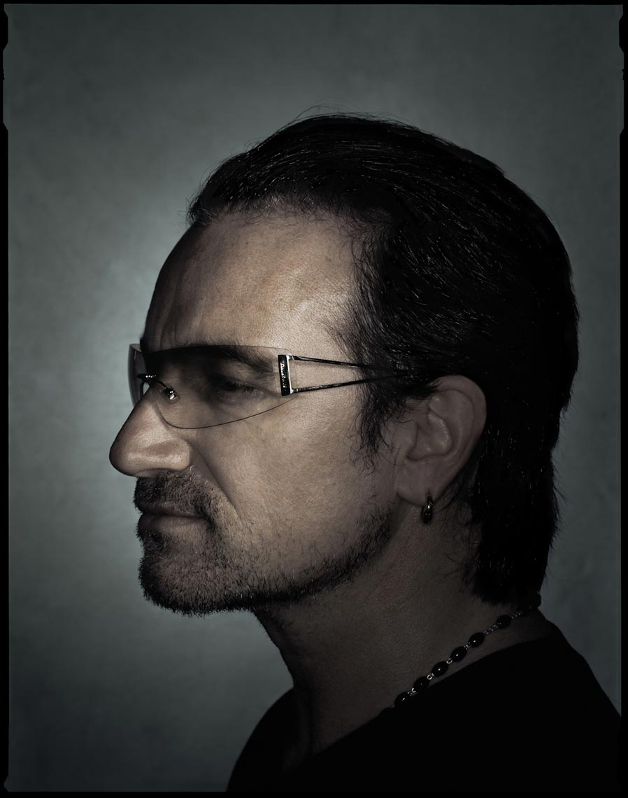 Bono - Amsterdam, The Netherlands - New York Times Magazine