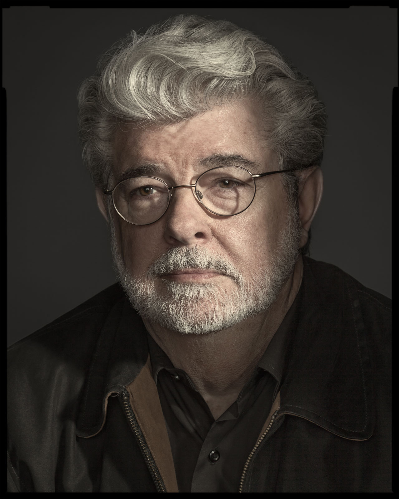 George Lucas - San Francisco, CA - WIRED Magazine