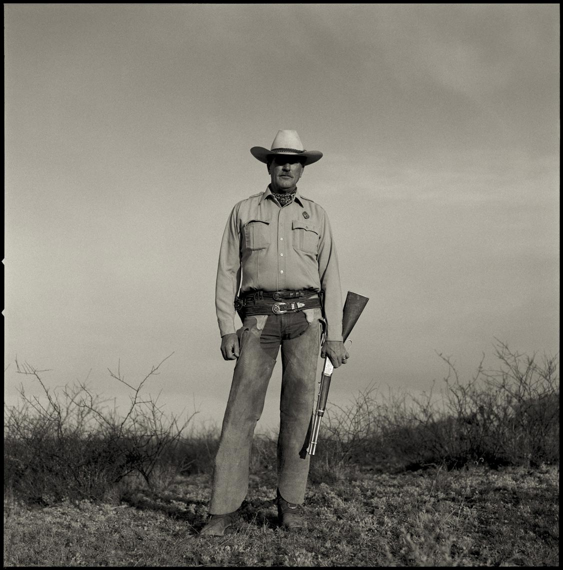 Joaquin Jackson - Fort Davis, TX - Texas Monthly