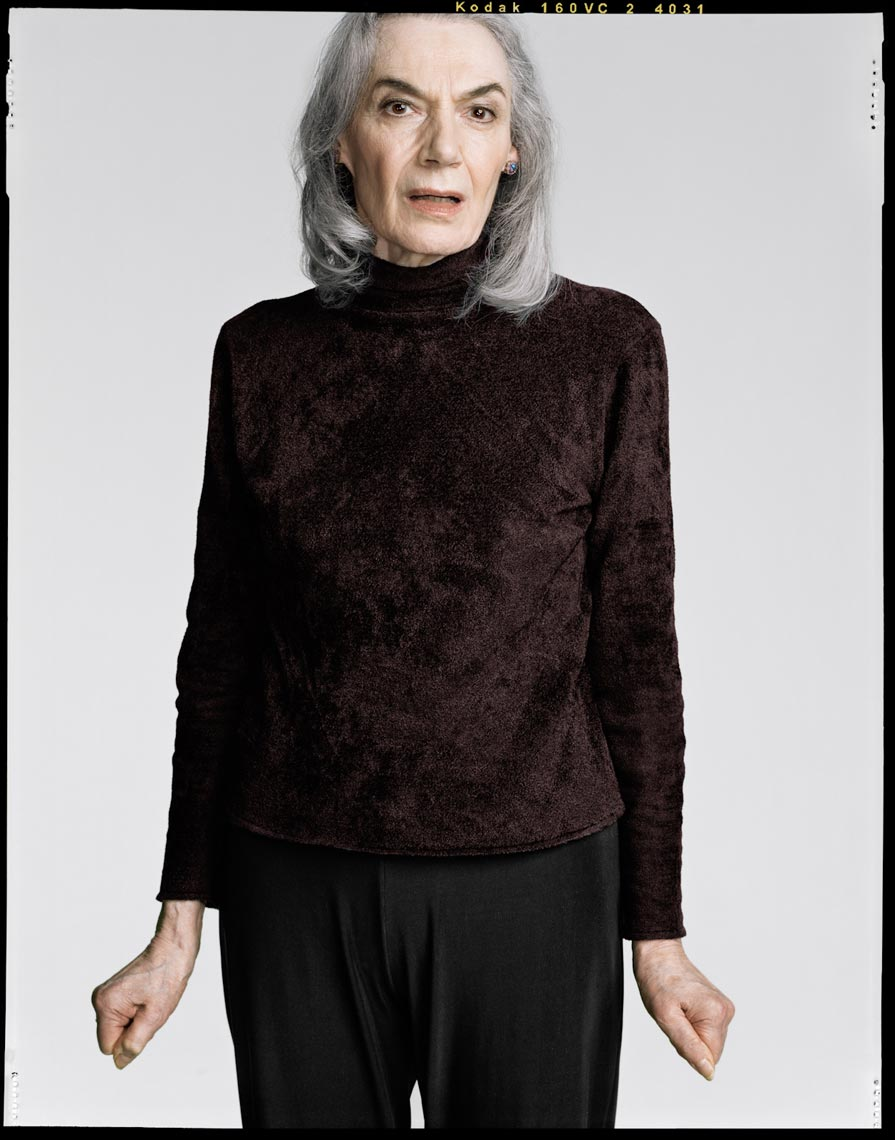 Marian Seldes - New York Magazine