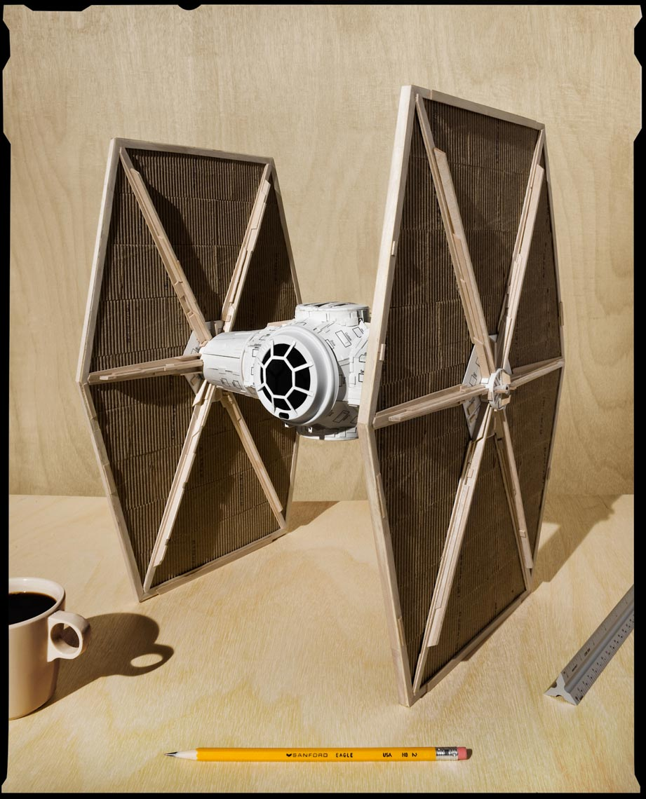 Starbucks TIE Fighter - Driftwood, TX - Wired Magazine