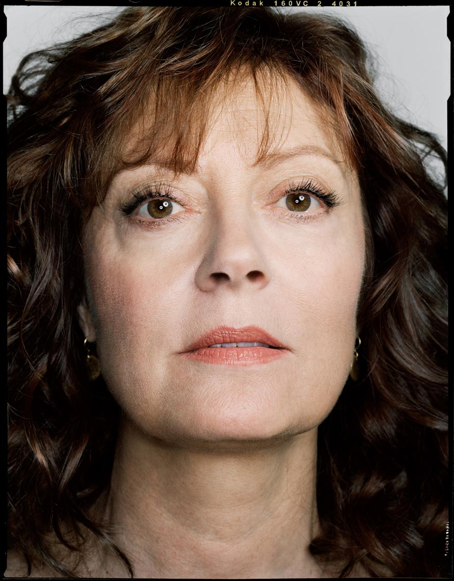 Susan Sarandon - New York Magazine