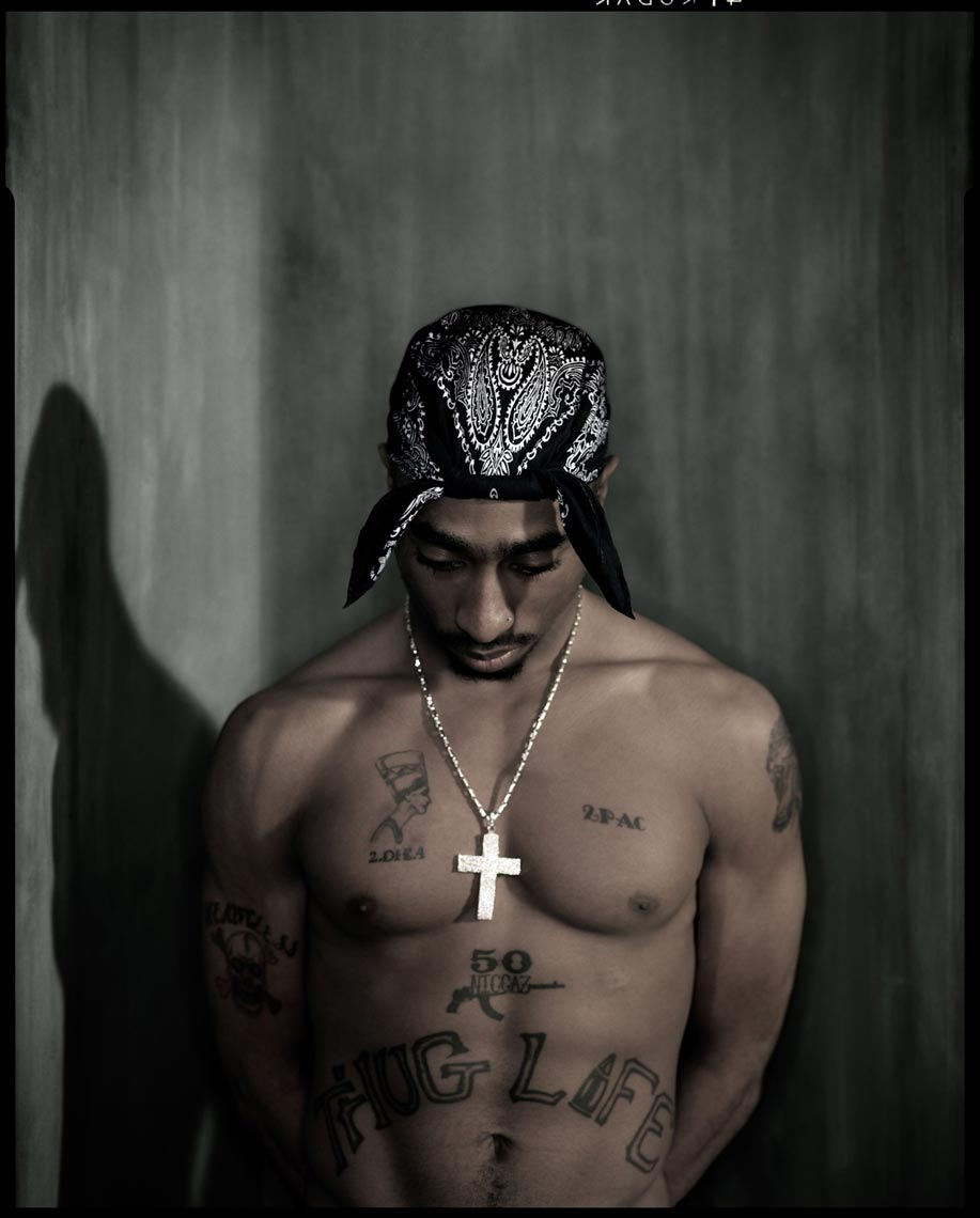 Tupac Shakur - Hollywood, CA - Rolling Stone