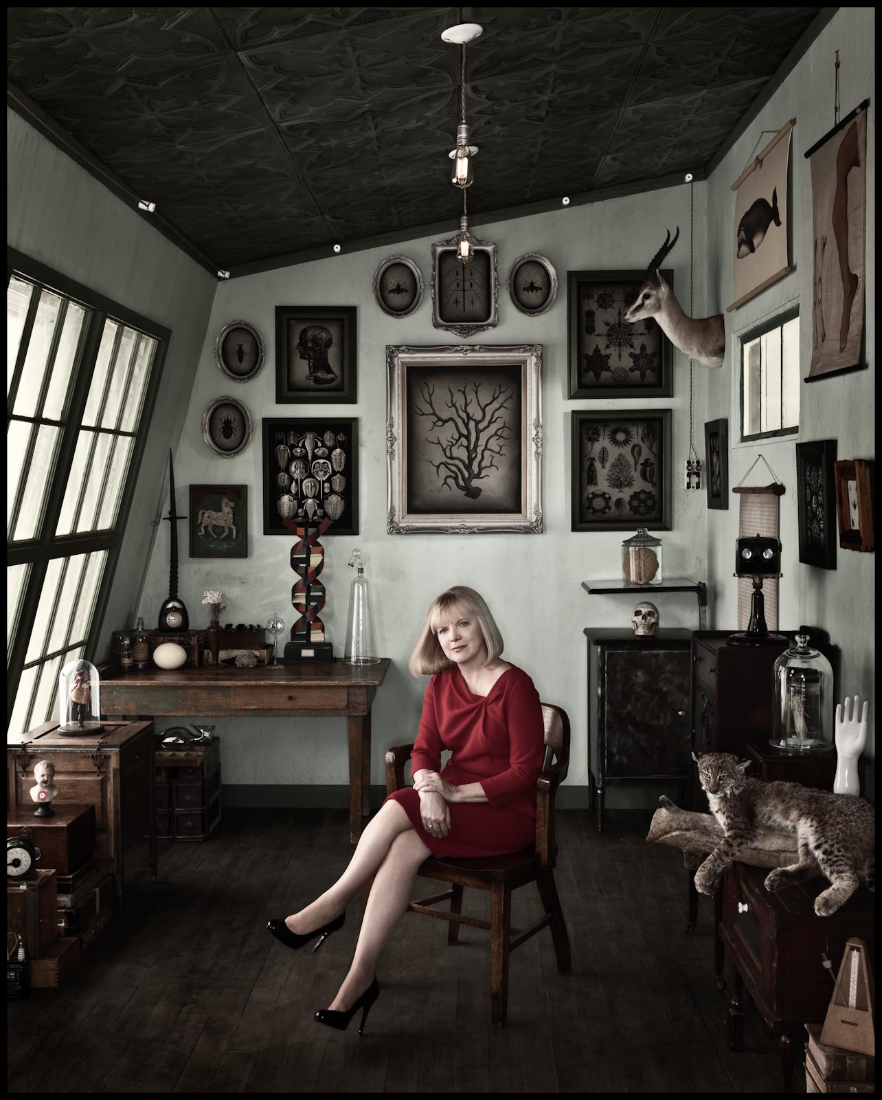 Lori Andrews - Driftwood, TX - More Magazine