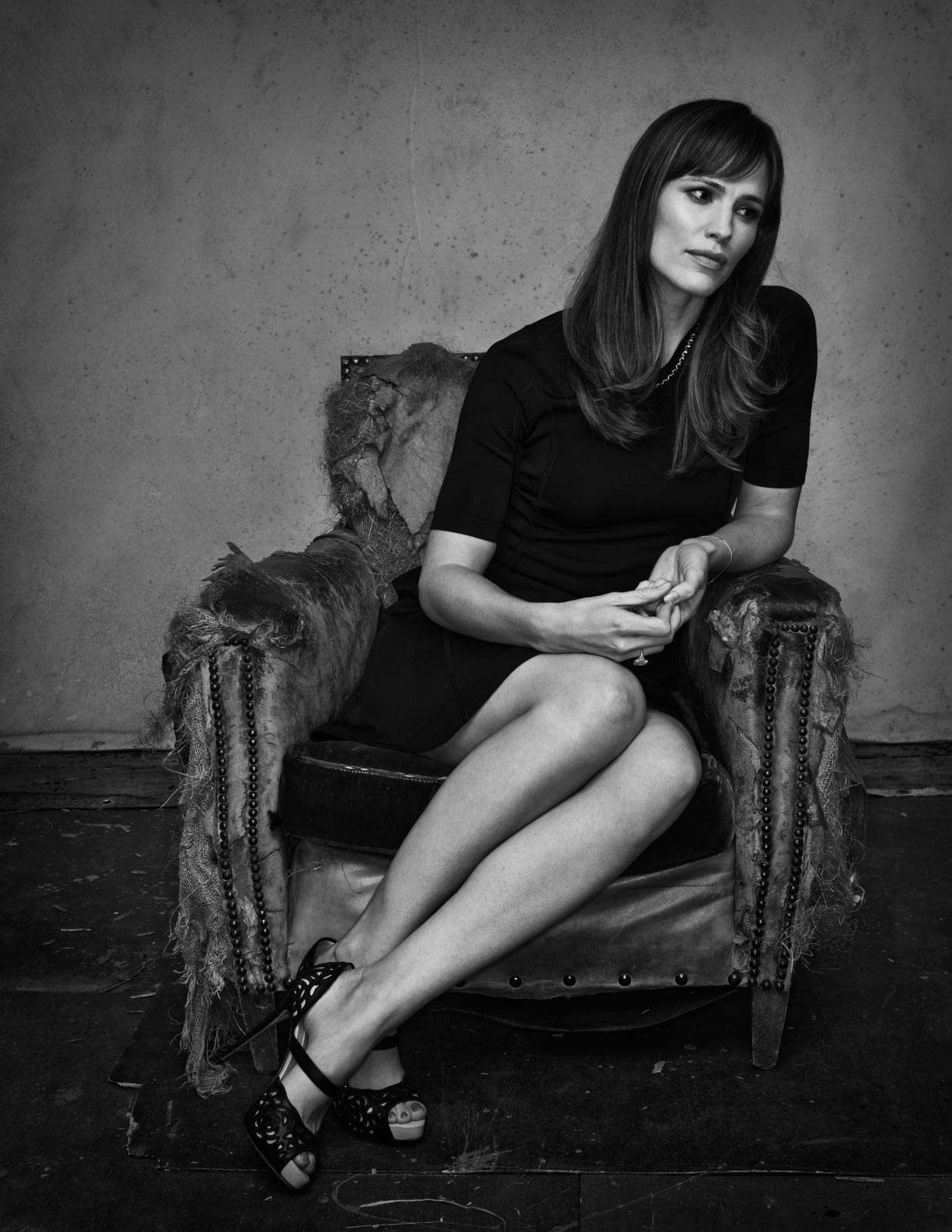 Jennifer Garner - Hollywood, CA - Variety Magazine