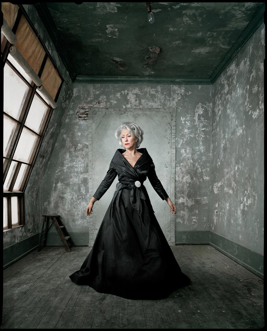 Helen Mirren - Los Angeles, CA - New York Times Magazine