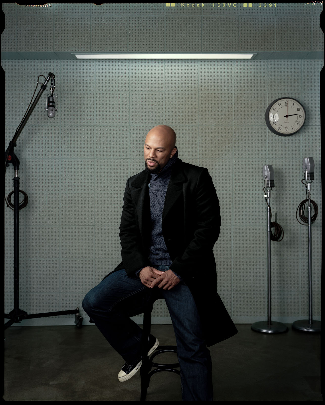 Common - Los Angeles, CA - W Magazine