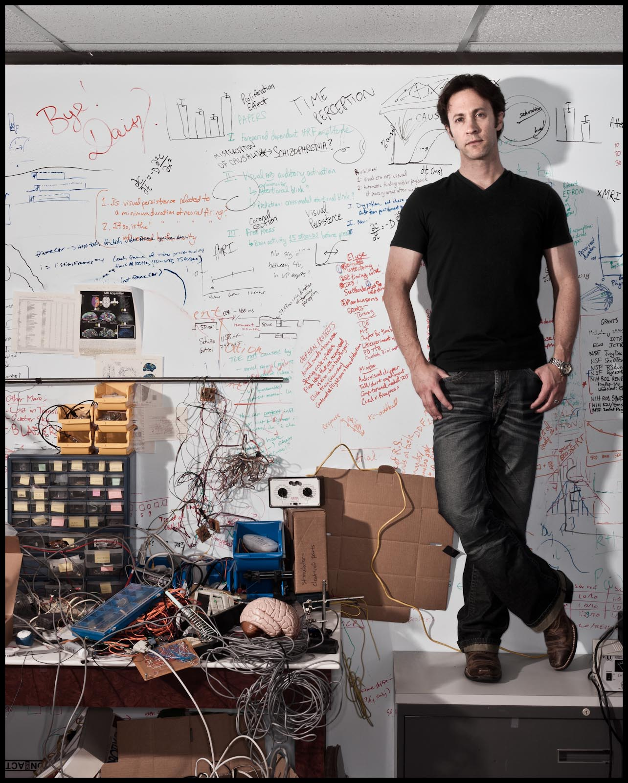 David Eagleman - Houston, TX - New Yorker