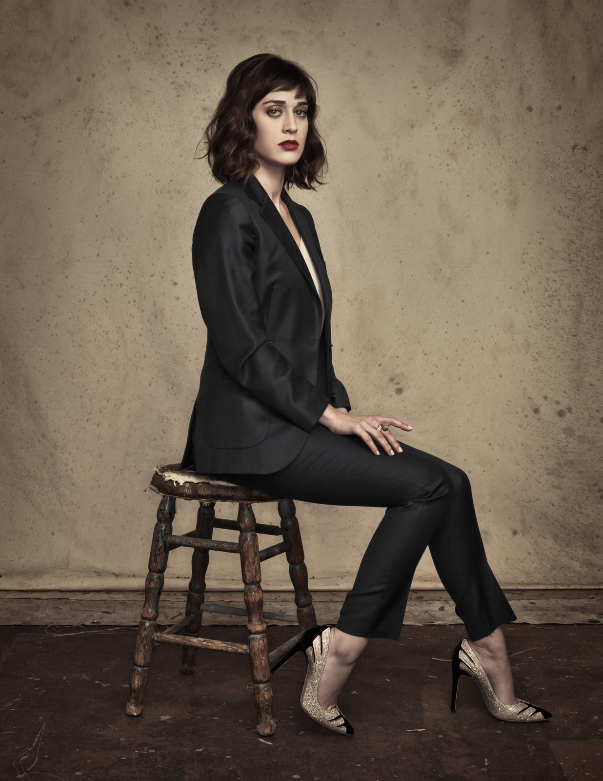 Lizzy Caplan - Hollywood, CA - Variety Magazine