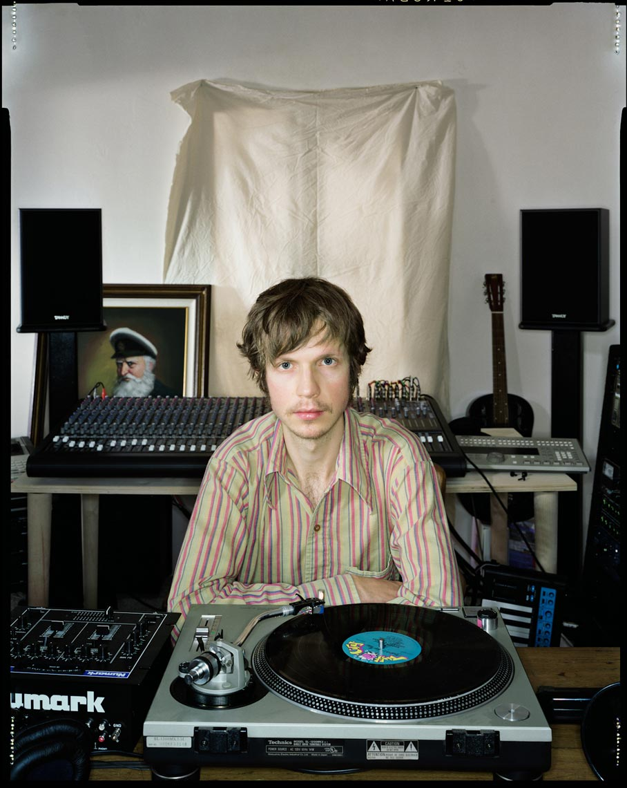Beck - Los Angeles CA - New York Times Magazine