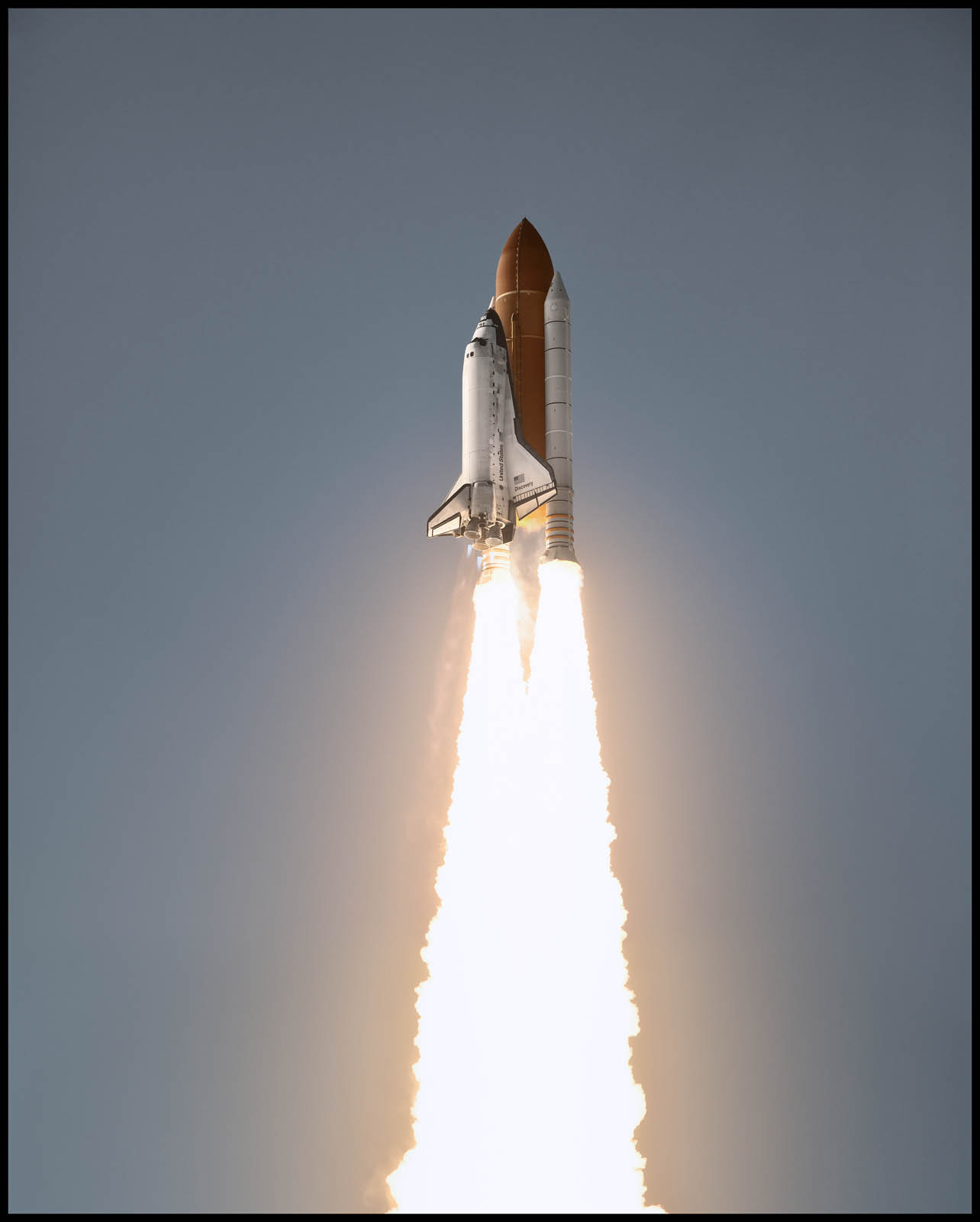 STS-133 Discovery Launch - Kennedy Space Center, FL - Texas Monthly