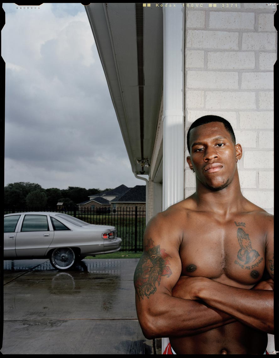 Ken Hamlin - Houston, TX - ESPN The Magazine