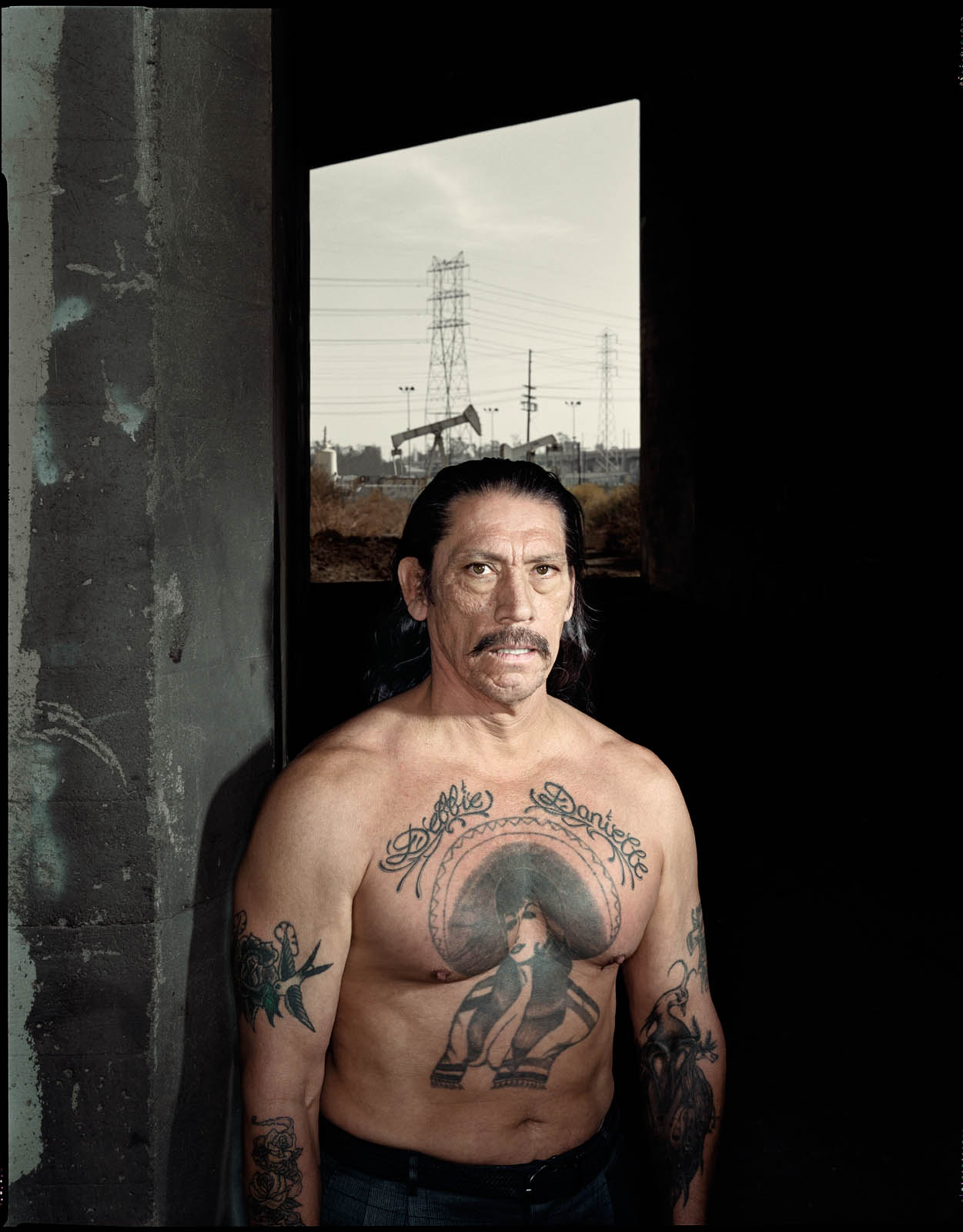 18-Danny Trejo - Los Angeles, CA - Esquire Magazine