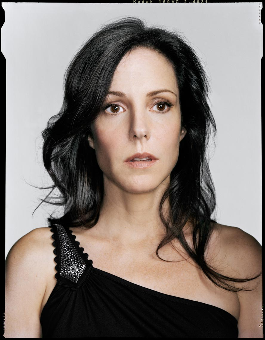 Mary-Louise Parker - New York Magazine