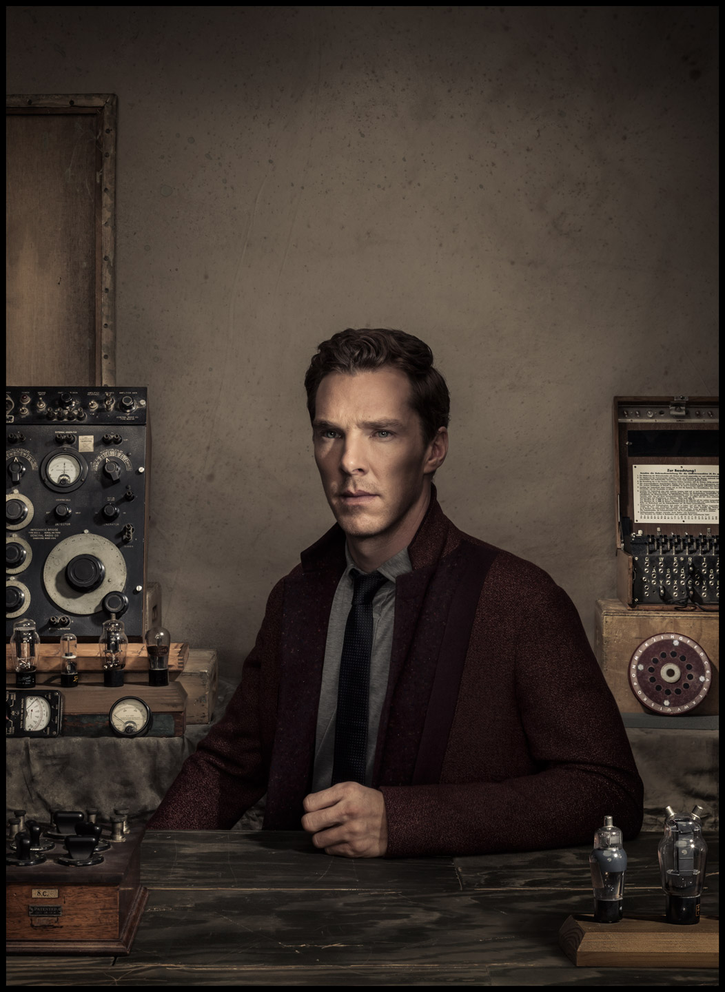 Benedict Cumberbatch - Los Angeles, CA - Time Magazine