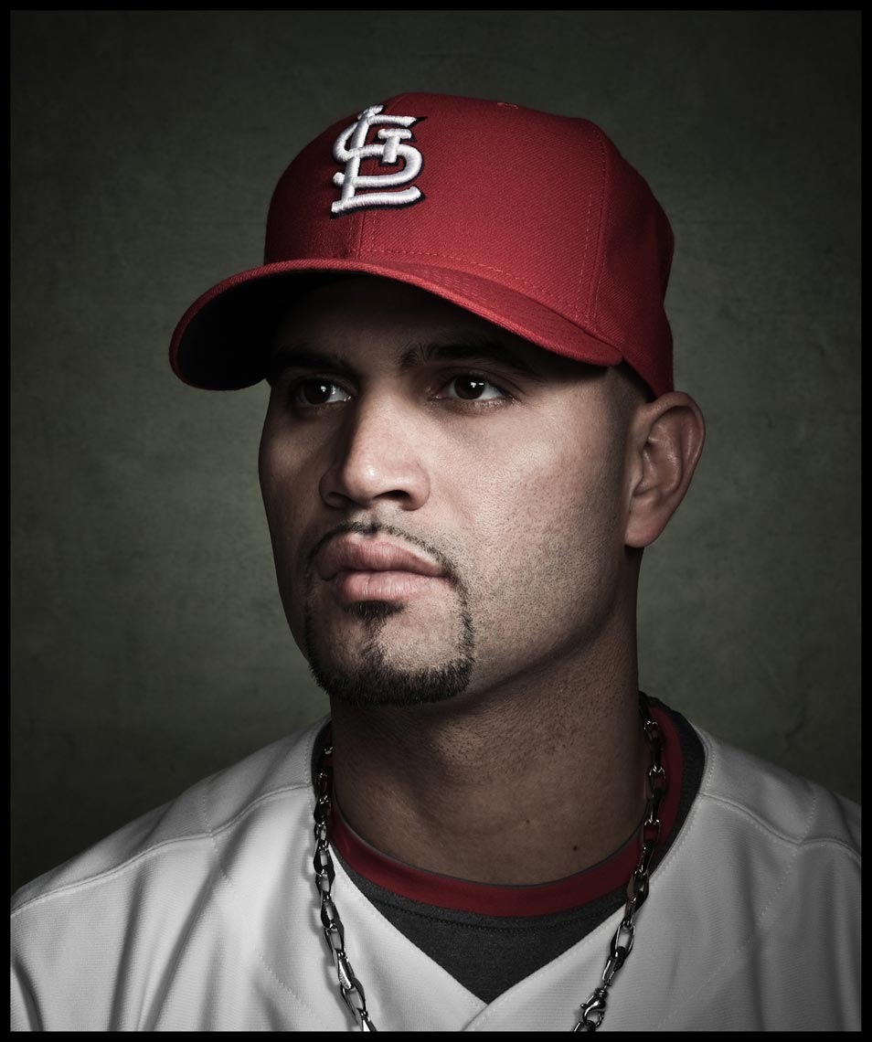 Albert Pujols - St. Louis, MO - ESPN The Magazine