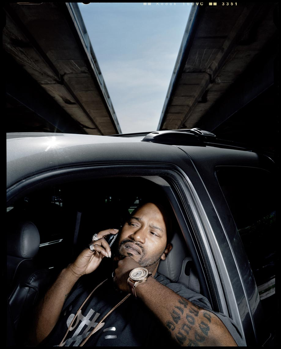 Bun B - Houston, TX - The New Yorker