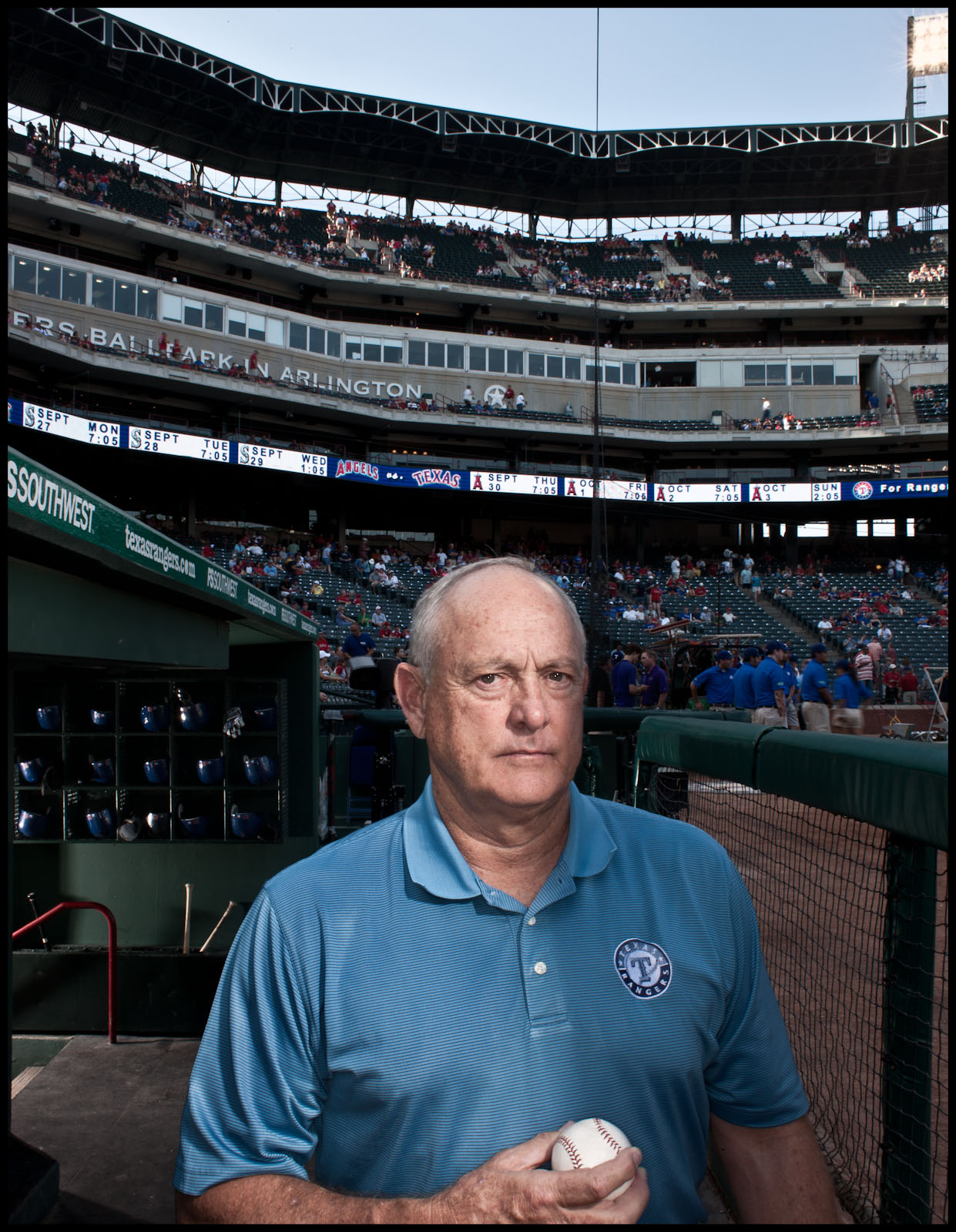 Nolan Ryan - Dallas, TX - New York Times Magazine