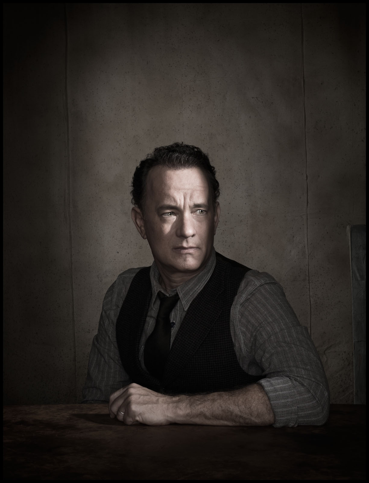 Tom Hanks - Los Angeles, CA - Time Magazine