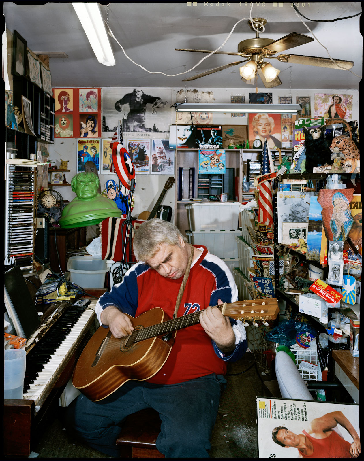 Daniel Johnston - Waller, TX - Texas Monthly