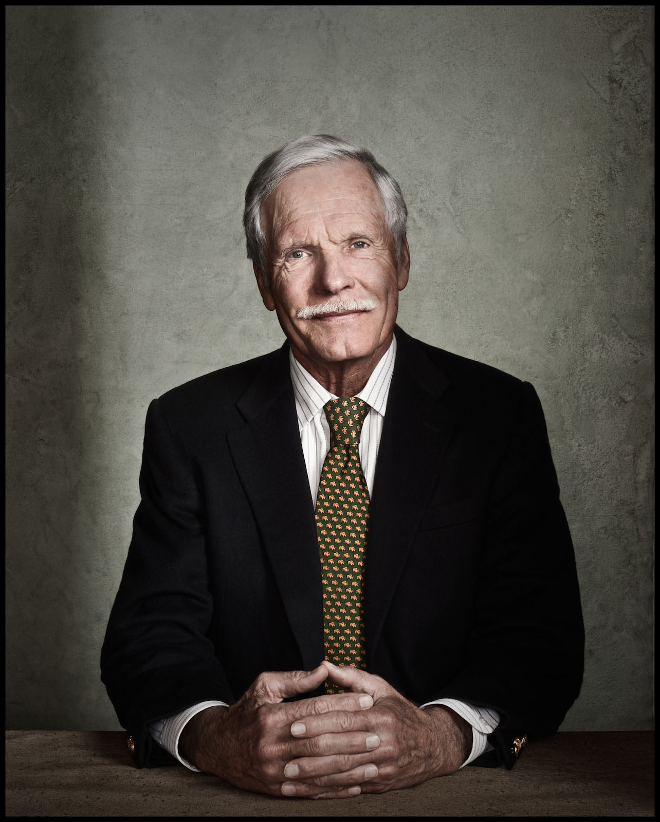 Ted Turner - Atlanta, GA - Atlanta Magazine