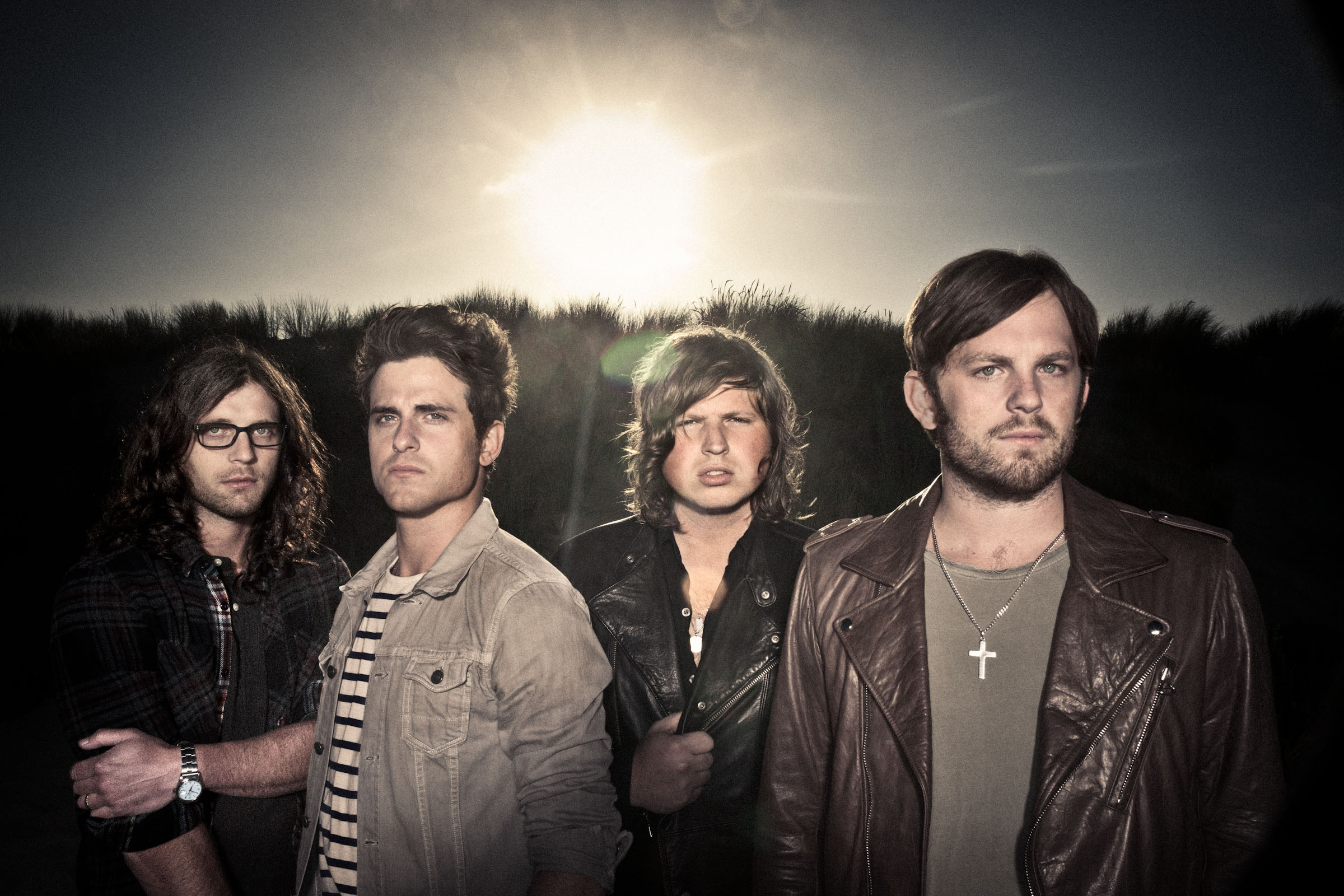 Kings of Leon - Los Angeles, CA - RCA Records