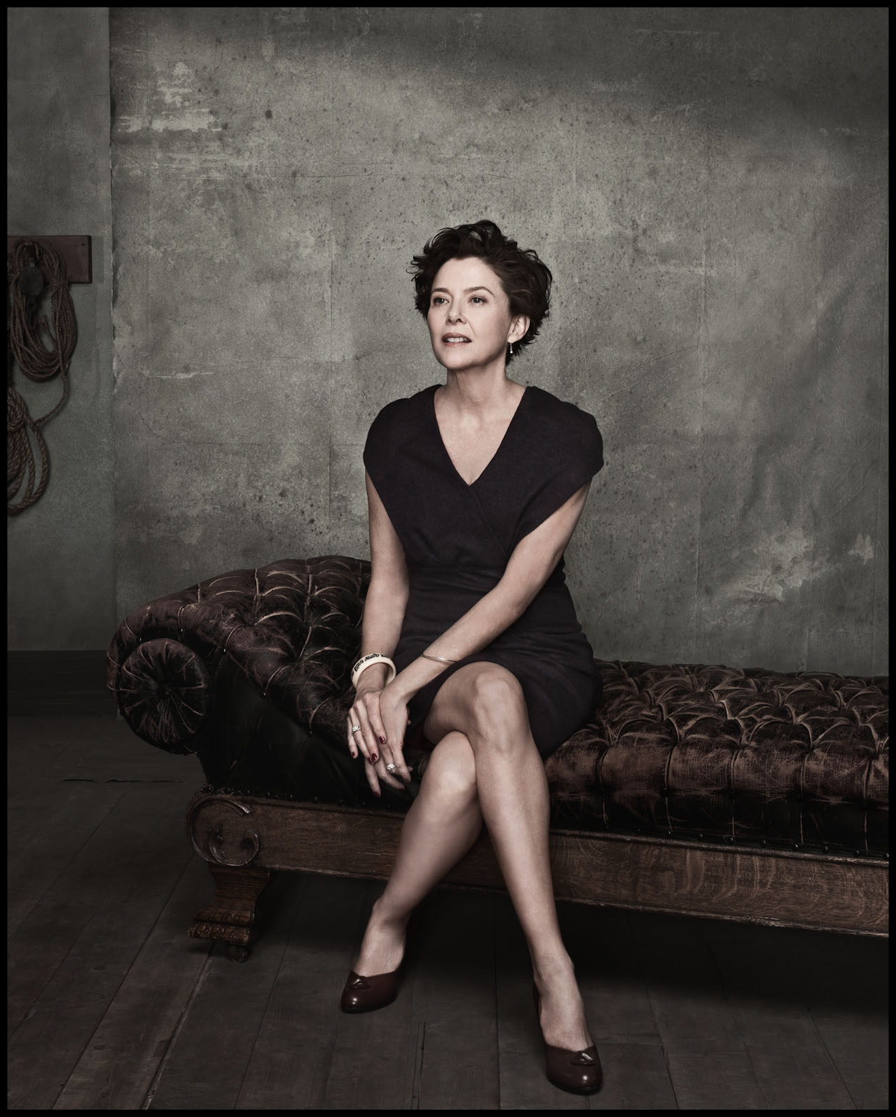 Annette Bening - Hollywood, CA - Newsweek