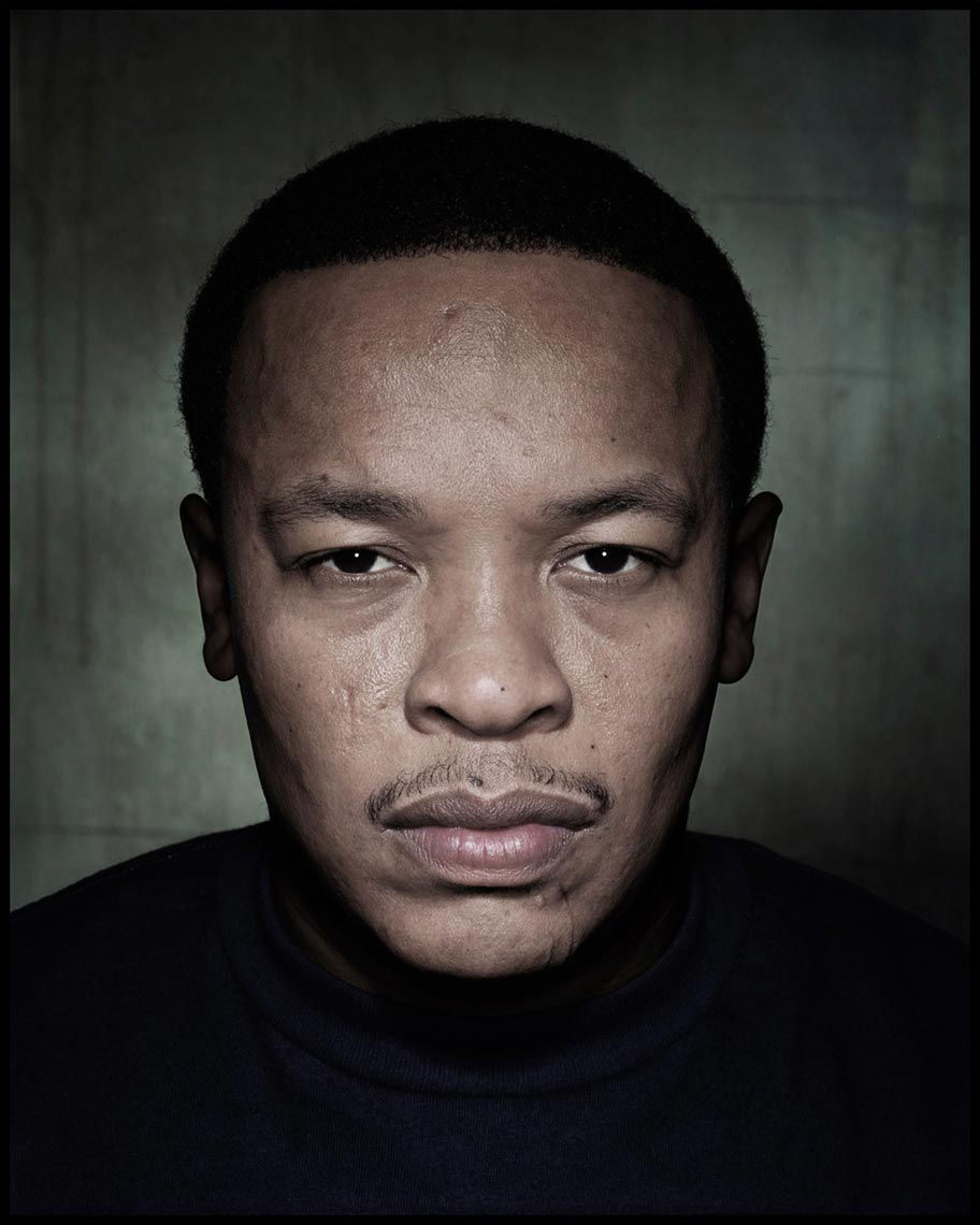 Dr. Dre - Los Angeles, CA - Vibe Magazine