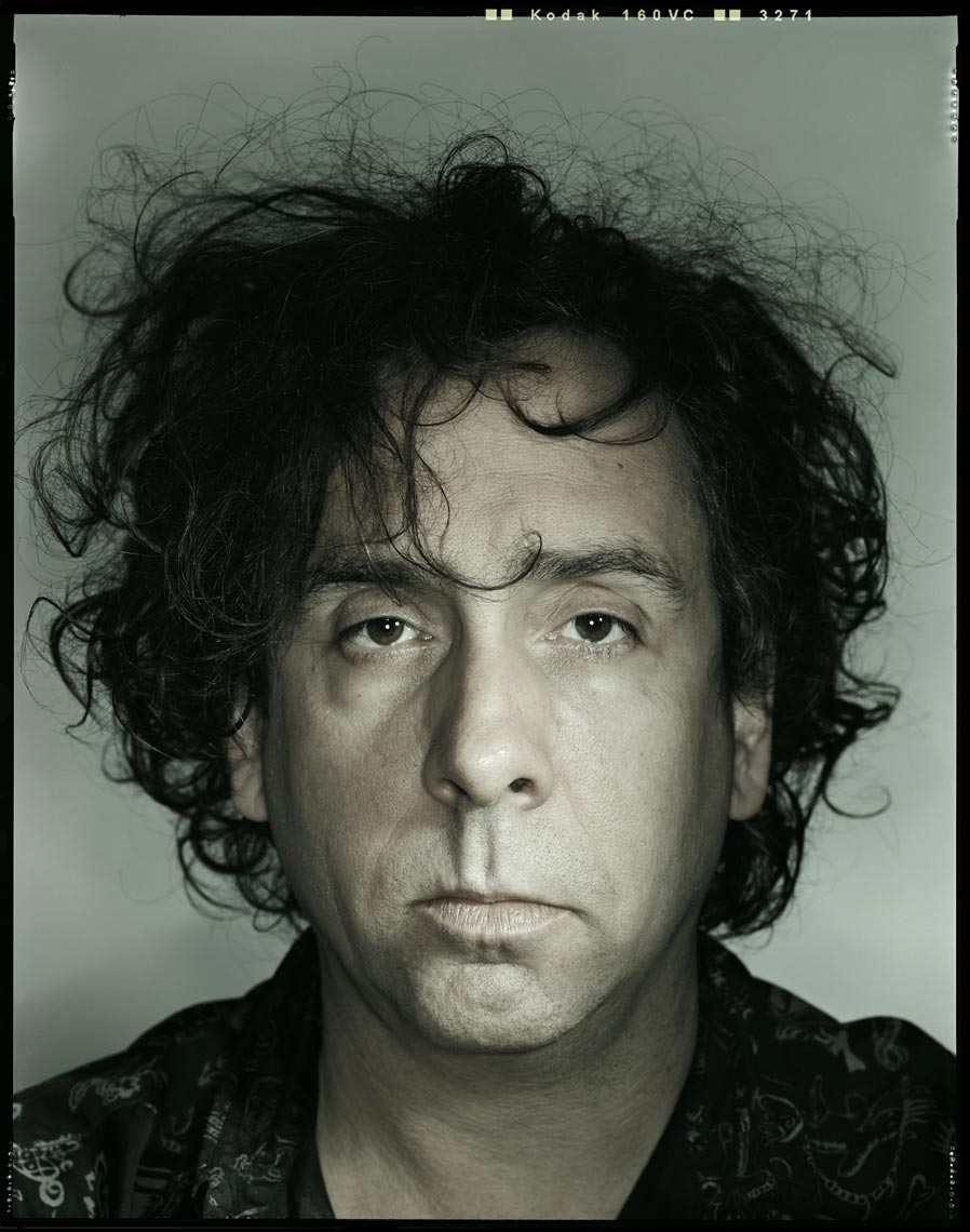 Tim Burton - Los Angeles, CA - New York Times Magazine