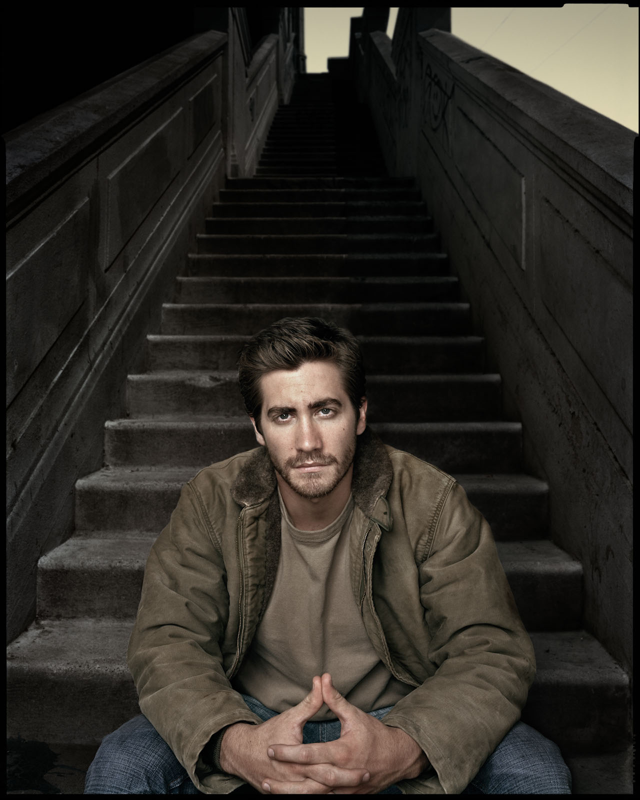 Jake Gyllenhaal - Los Angeles, CA - Entertainment Weekly