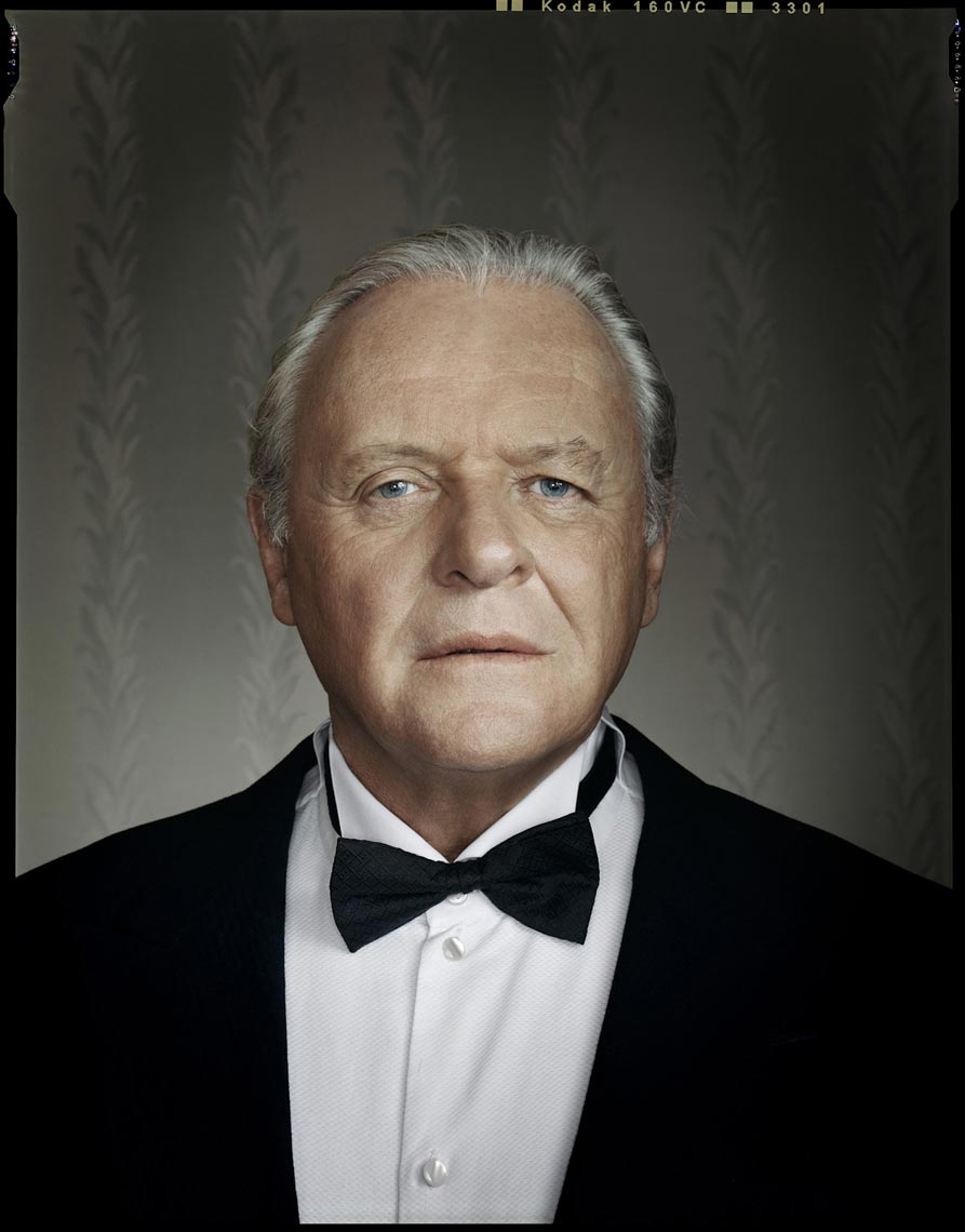 Anthony Hopkins - Santa Monica, CA - Los Angeles Magazine