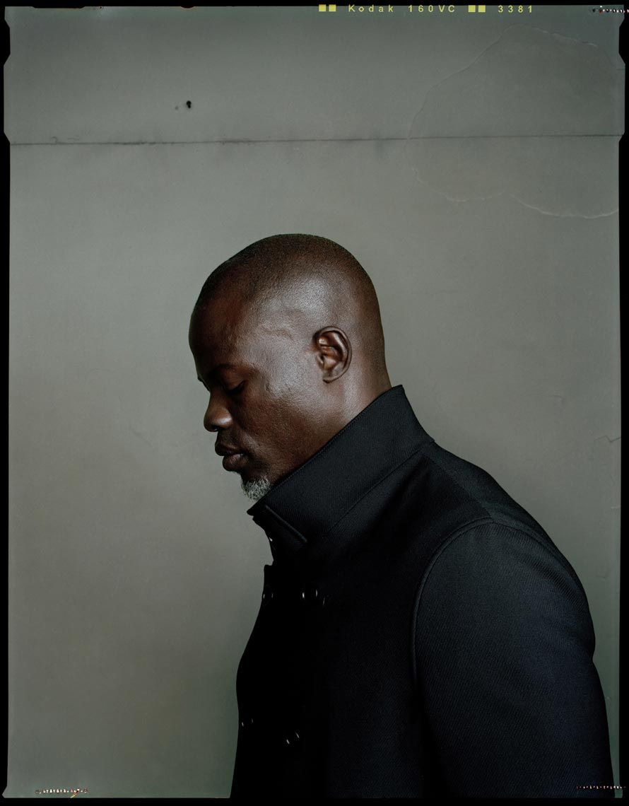 Djimon Hounsou - Los Angeles, CA - Entertainment Weekly
