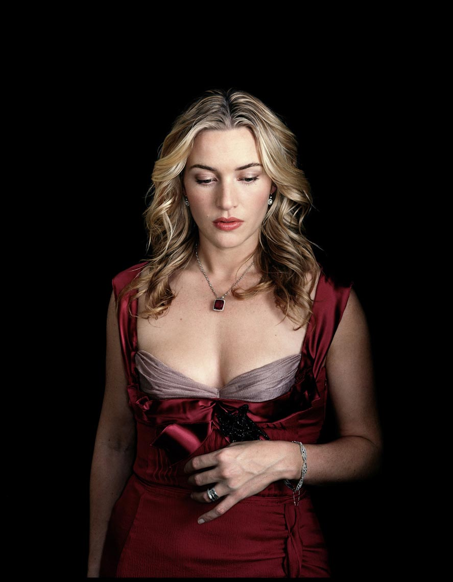 Kate Winslet - Los Angeles, CA - V Life Magazine