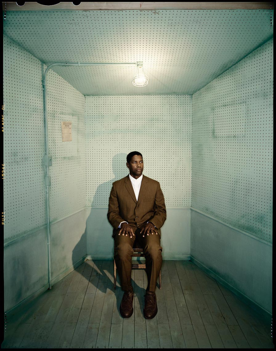 Denzel Washington - Hollywood, CA - New York Times Magazine