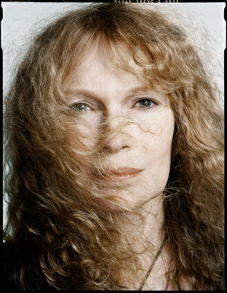 Mia Farrow - New York City, NY - New York Magazine