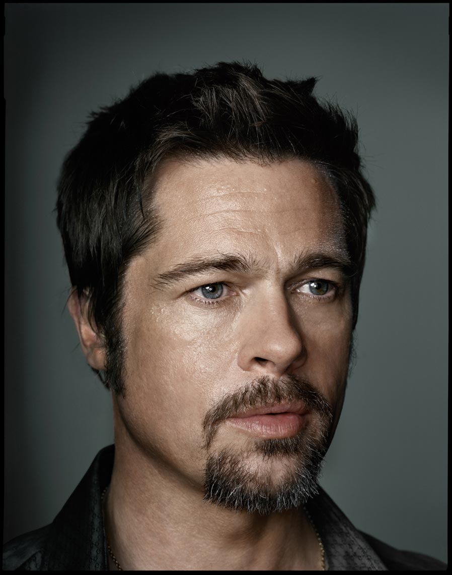 Brad Pitt - Los Angeles, CA - Wired Magazine