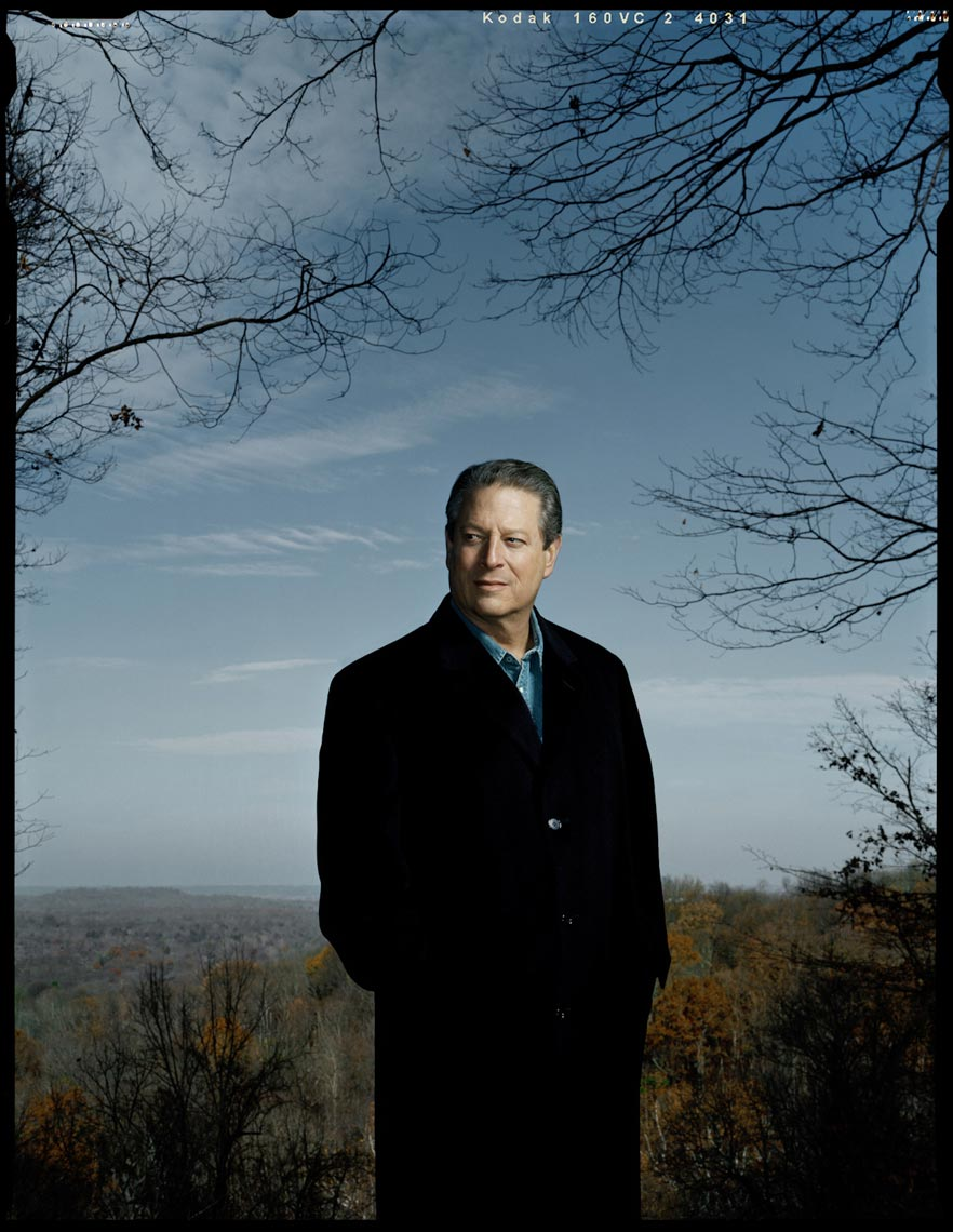 Al Gore - Nashville, TN - Time Magazine