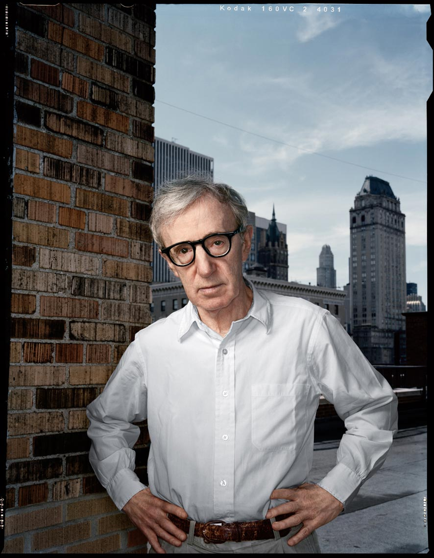 Woody Allen - New York City, NY - New York Magazine