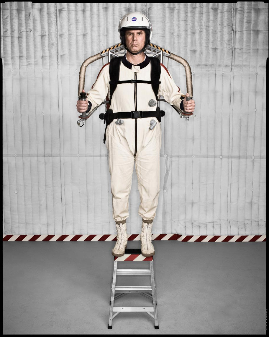 Will Ferrell - Hollywood, CA - Wired Magazine