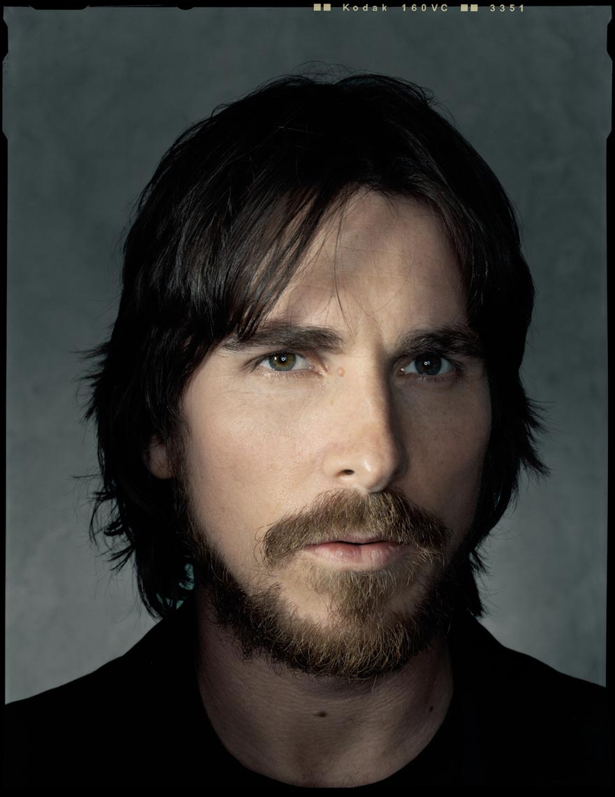 Christian Bale - Los Angeles, CA - New York Times Magazine