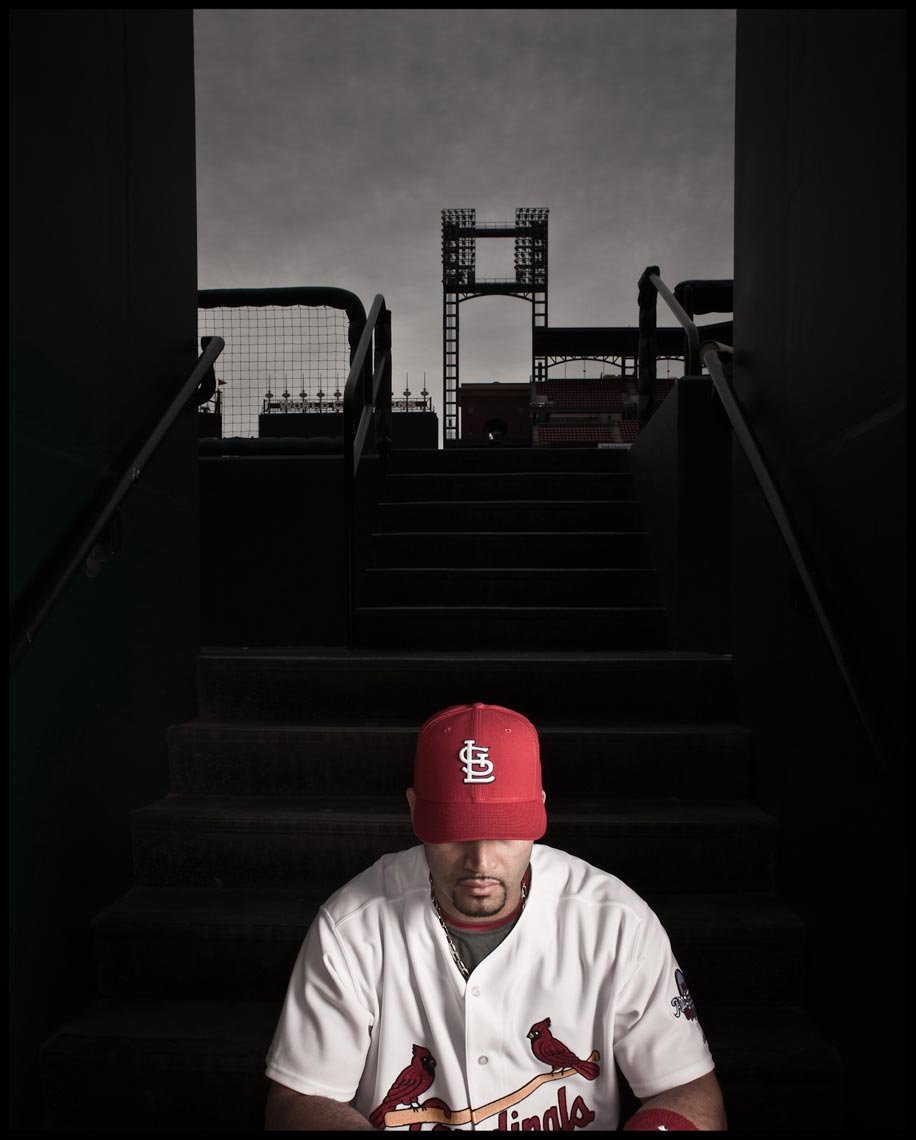 Albert Pujols - St Louis, MO - ESPN The Magazine