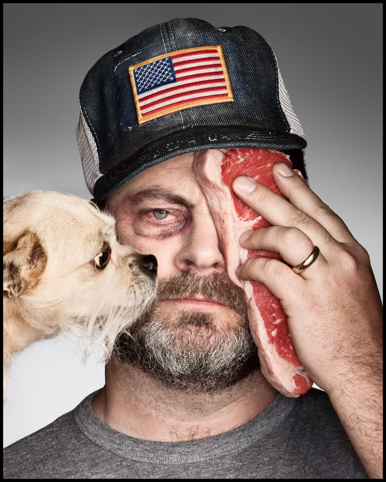 Nick Offerman - Austin, TX - GQ Magazine