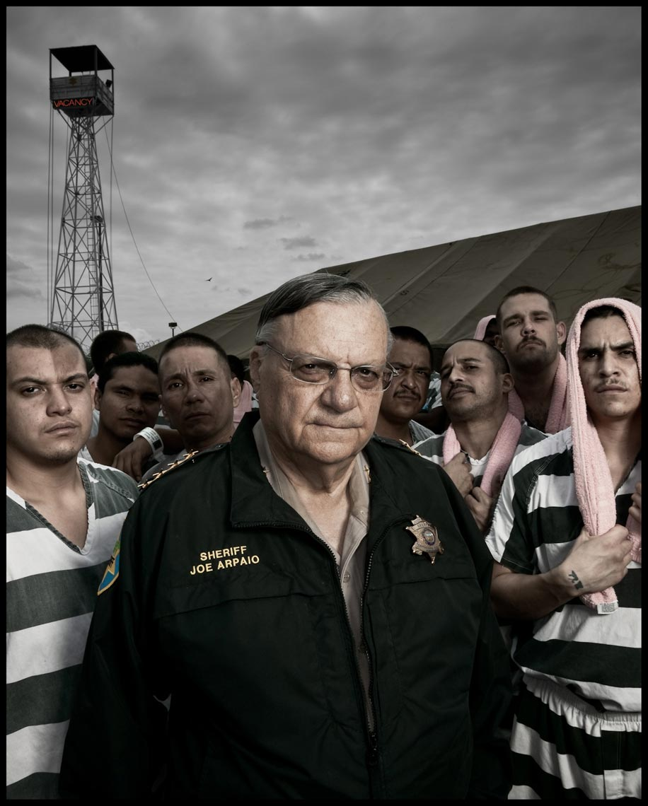 Sheriff Joe Arpaio - Phoenix, AZ - The New Yorker