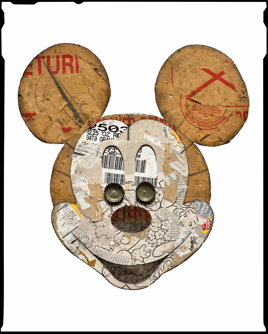 Trash Mickey - Driftwood, TX - On Earth Magazine