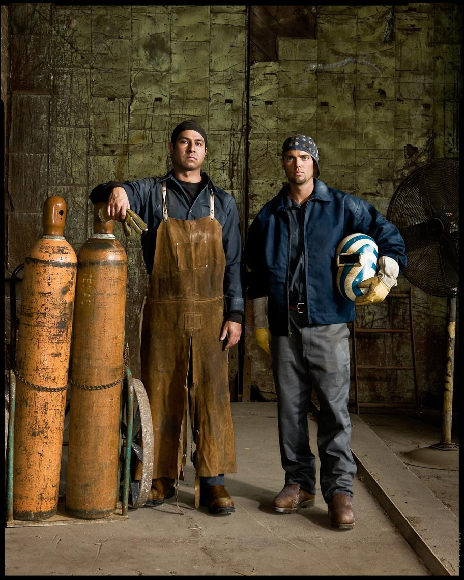 Welders - Austin, TX - Jesse James Workwear