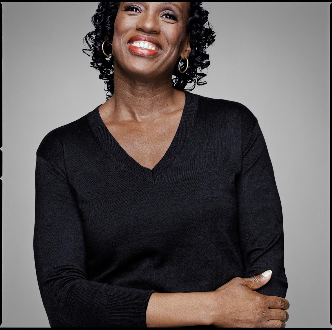 Jackie Joyner Kersee - Los Angeles, CA - New York Times Magazine