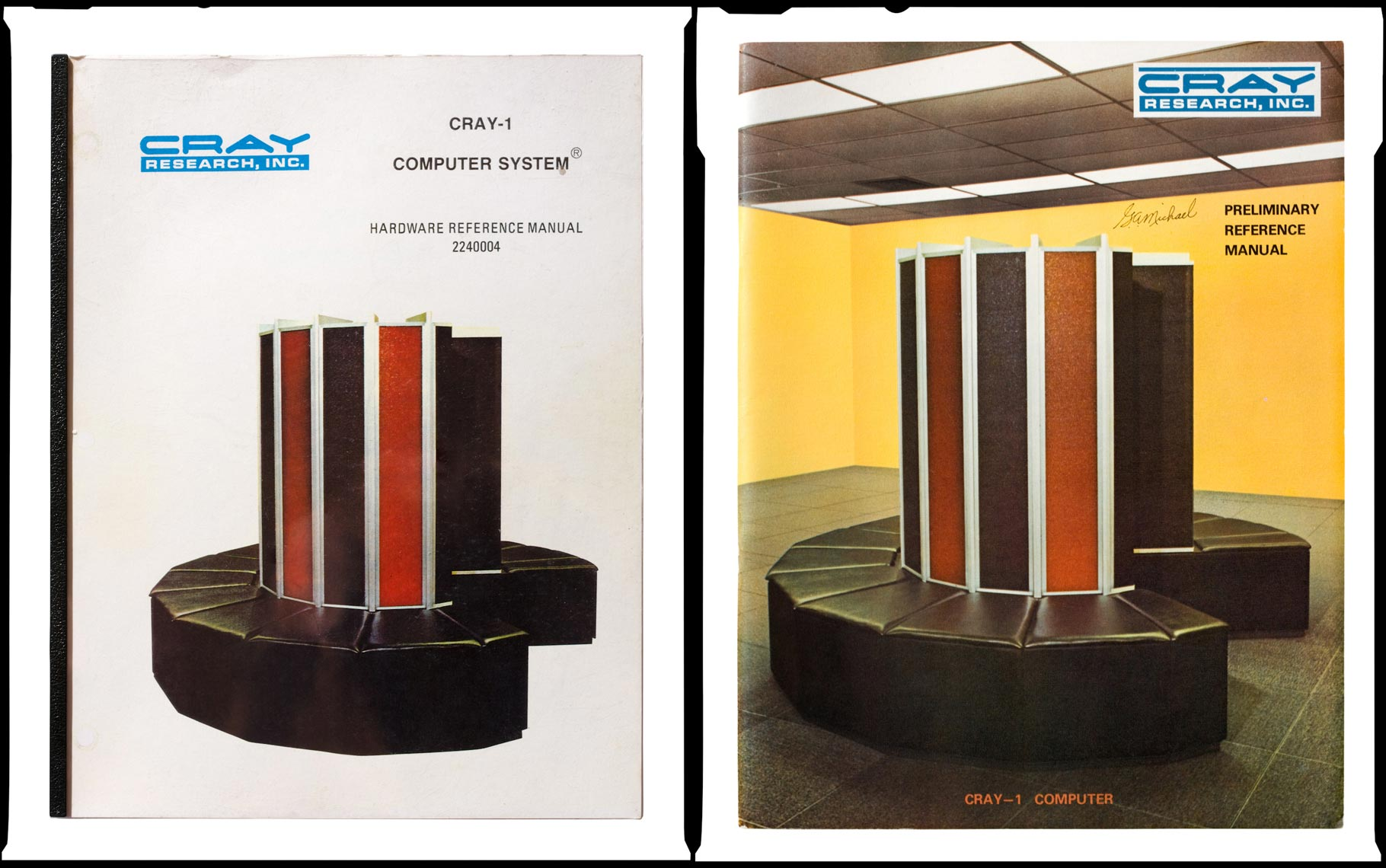 Cray-1 Super Computer Manual