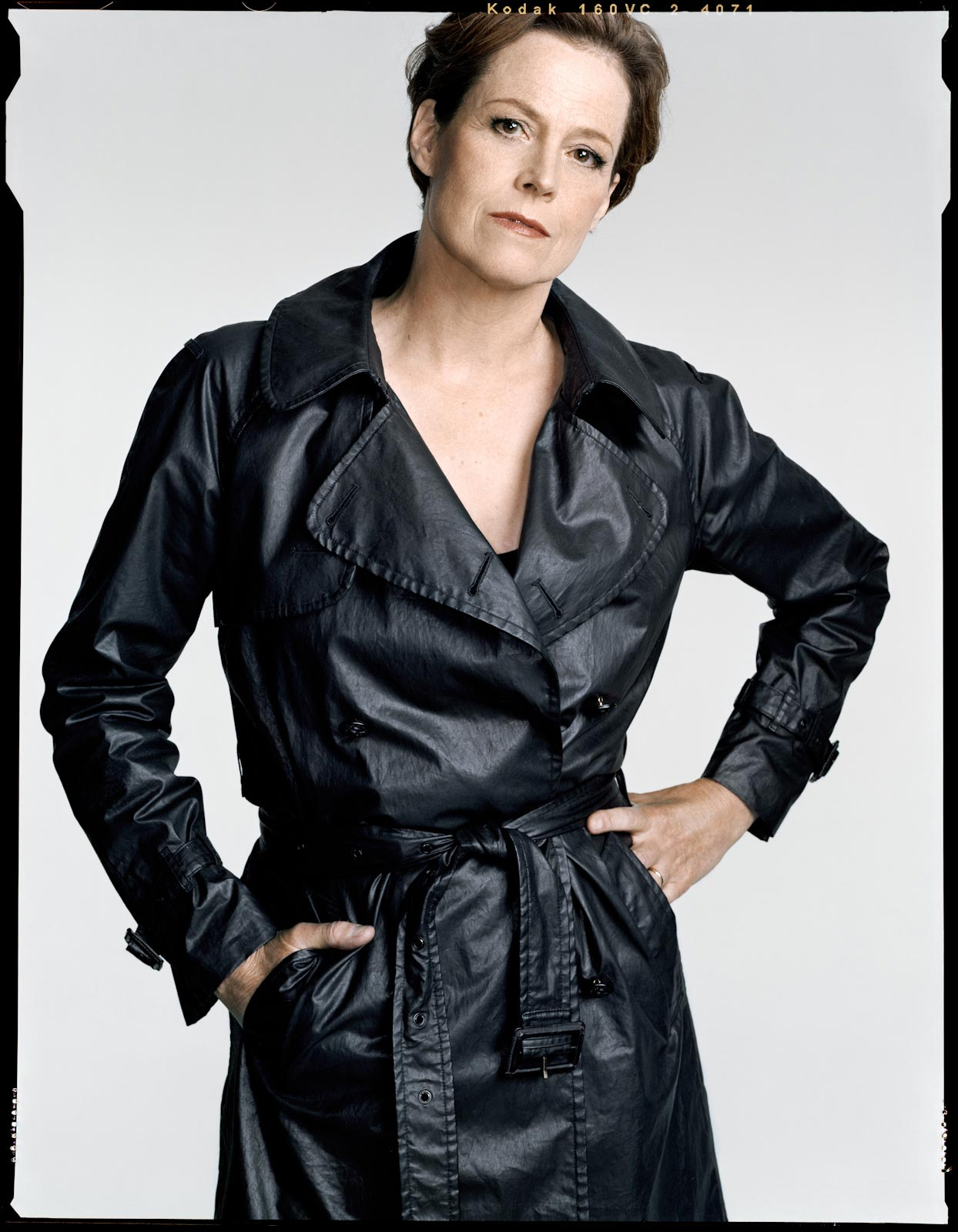 Sigourney Weaver - New York Magazine
