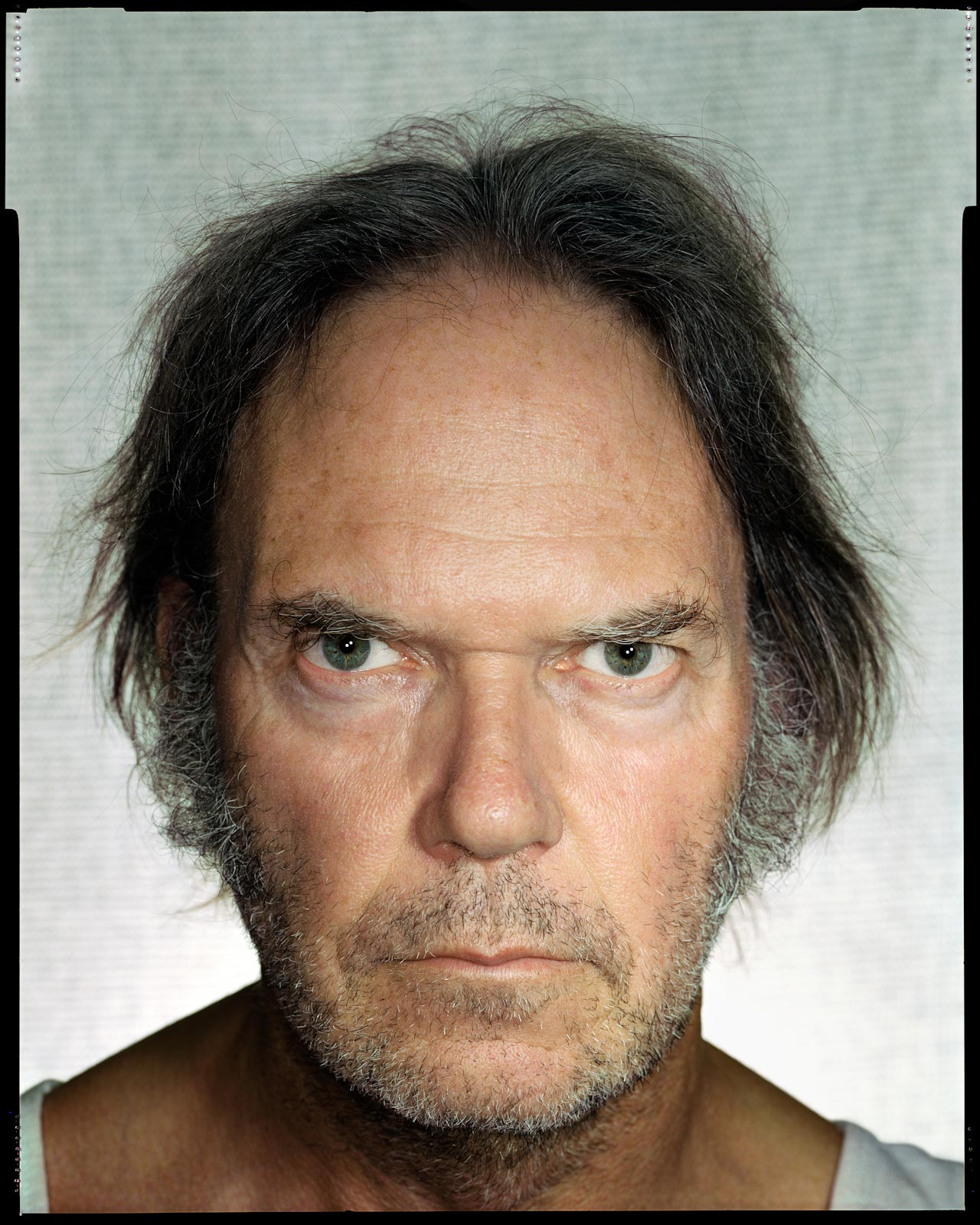 Neil Young - Waimea, HI - New York Times Magazine